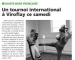 Open Boxe Savate