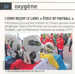 Label Ecole de Foot
